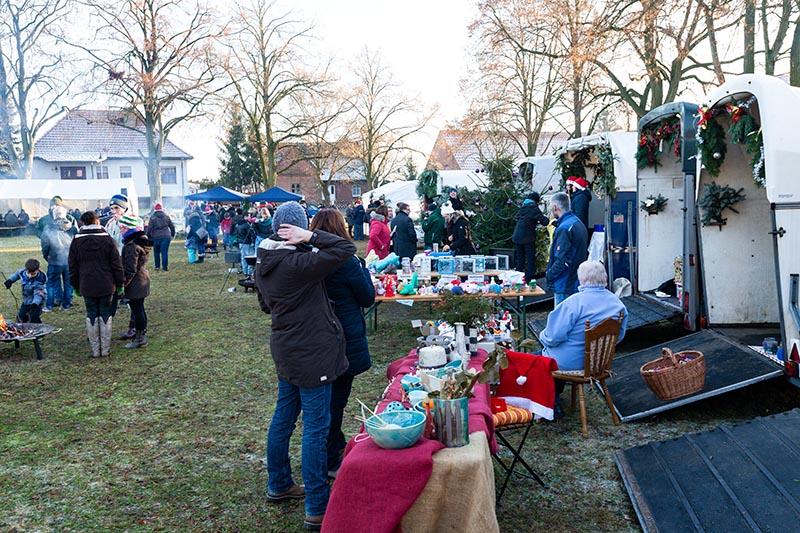Weihnachtsmarkt in Bretsch