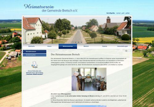 Heimatmuseum Bretsch