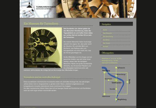 Turmuhrenmuseum Seehausen