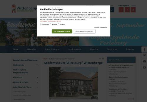 Stadtmuseum Wittenberge